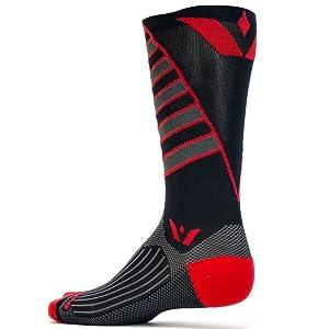 colorful athletic socks, reebok socks, socks for soccer, sports socks, soccer socks, jogging socks