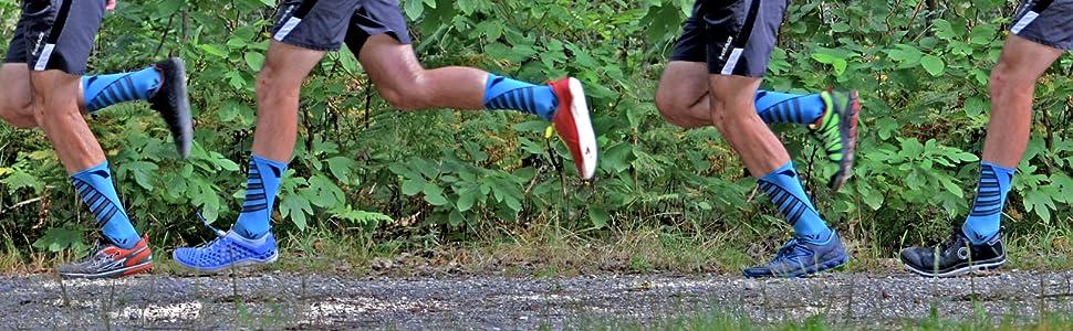 running team socks, marathon socks, best team socks, colorful skate socks, colorful cycling socks