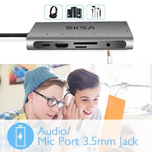 Audio Jack Port
