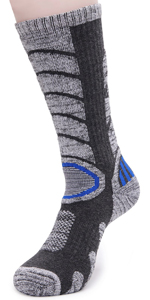 Hiking socks Grey
