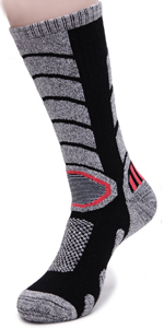 Hiking socks Black