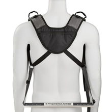 piggyback rider adult rear view harness