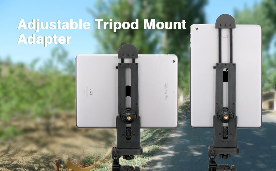 tablet tripod mount