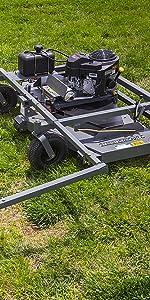 Amazon com : Swisher FC14560BS 14 5 HP 60-Inch Electric