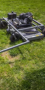 Amazon com : Swisher FC14560BS 14 5 HP 60-Inch Electric Start Tow