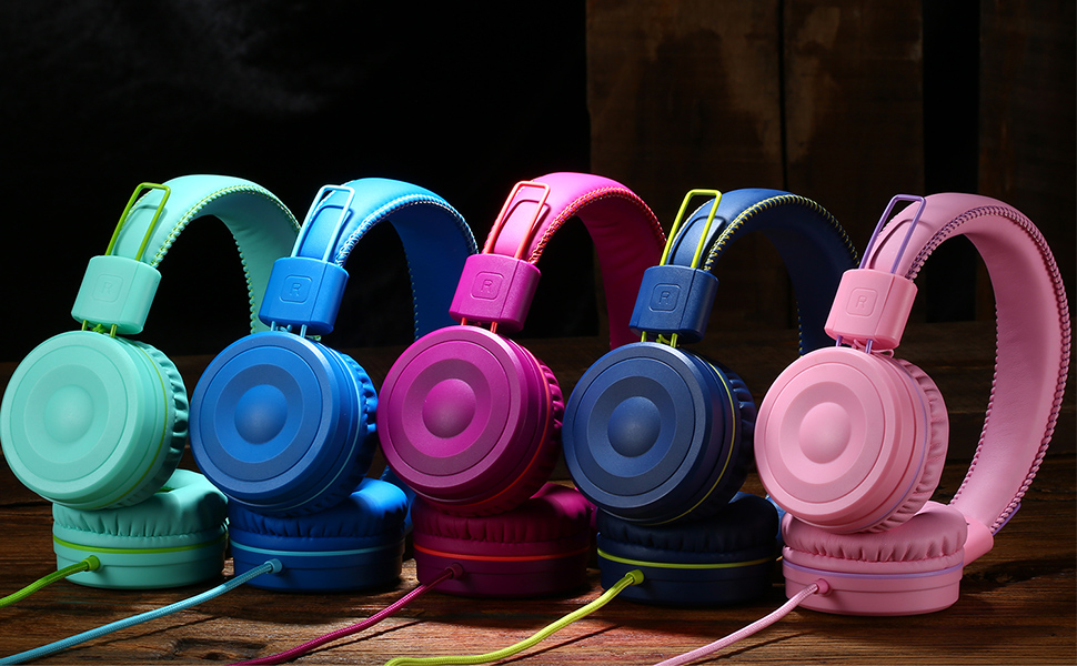 M1 Kids Headphones