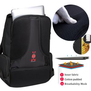 c293c562ef9e Amazon.com  Uoobag Tigernu Series Business Laptop Backpack Slim Anti ...