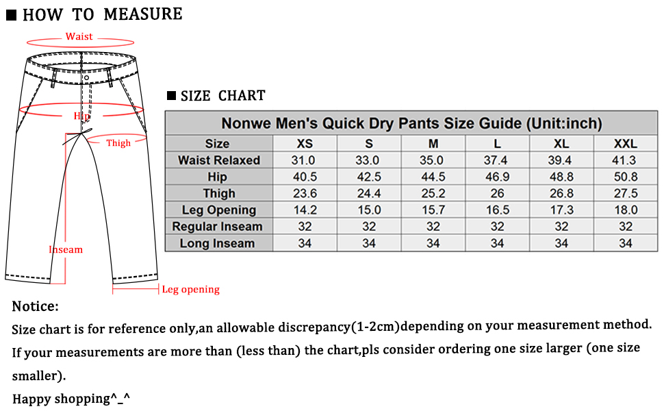 Amazon.com: Nonwe - Pantalones tácticos de senderismo para ...