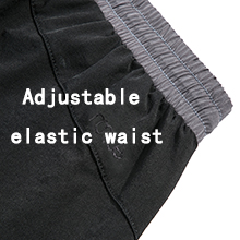 adjustable elastic waist