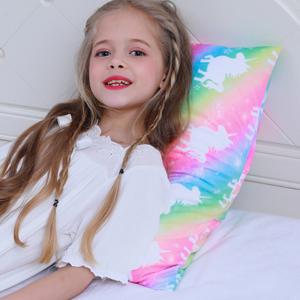 Kids Pillow Cover Unicorn Pillowcase