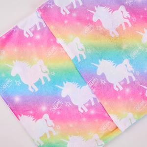 Child Infant Unicorn Pillow Case