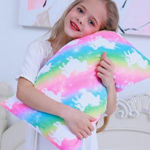 Fleece Pillow Cover for Kids