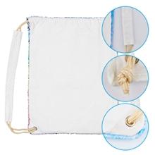 Reversible Sequin Bag