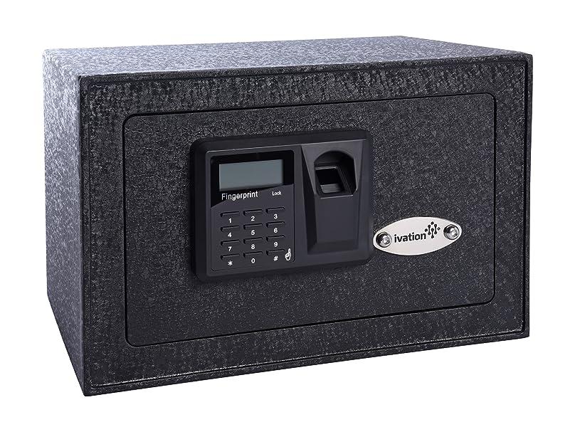 Ivation Biometric Fingerprint Home Safe For Firearms