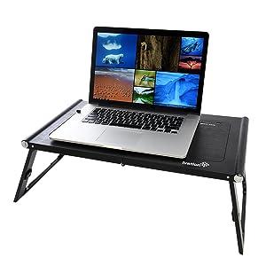 Ivation Multi Angle Adjustable Folding Smart Table