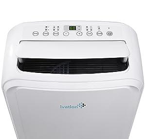Amazon Com Ivation 12 000 Btu Portable Air Conditioner