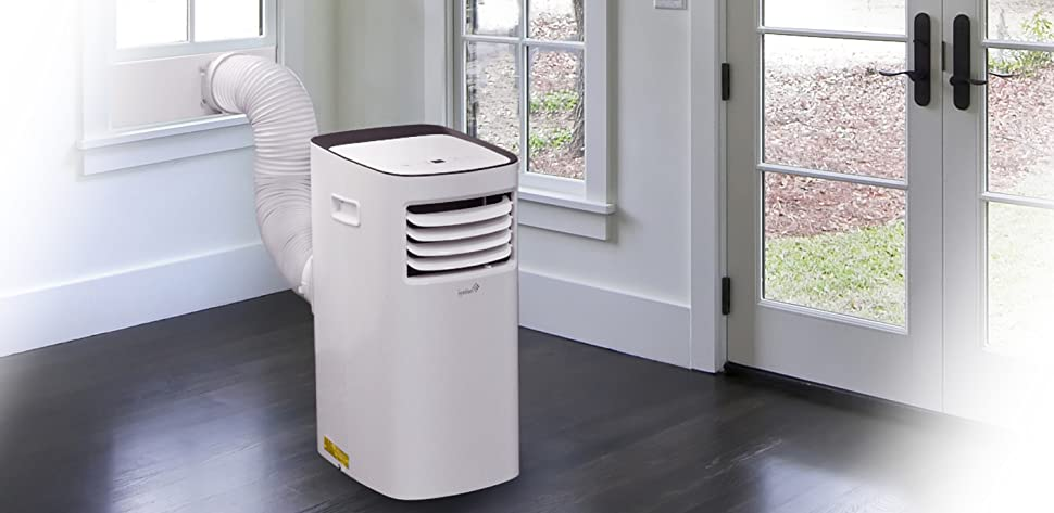 Traditional Air Conditioners Get The Job Done, But Theyu0027re Big, Bulky And  Block Your Beautiful Windows. With The Portable Air Conditioner By Ivation,  ...