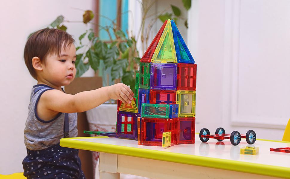 Children Hub Magnet Educational toys
