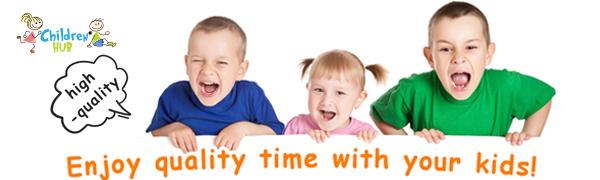 Children Hub Magnetic Tiles