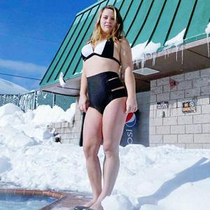 e65e3d61fda Amazon.com: COCOSHIP Women's High Waist Side Straps Bikini Bottom ...