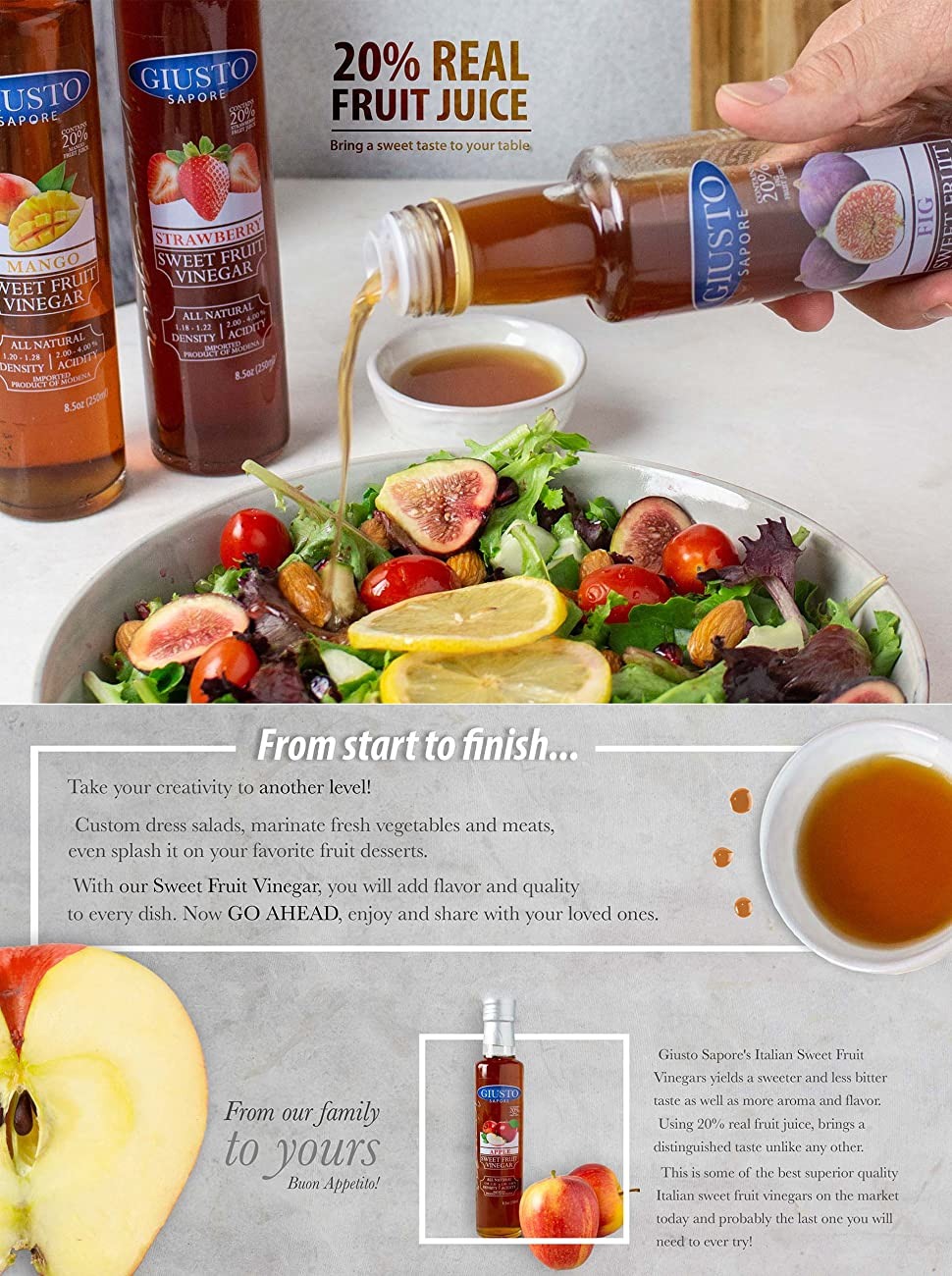 apple balsamic vinegars apple balsamic vinegar apple vinegar apple fruit vinegar infused vinegar