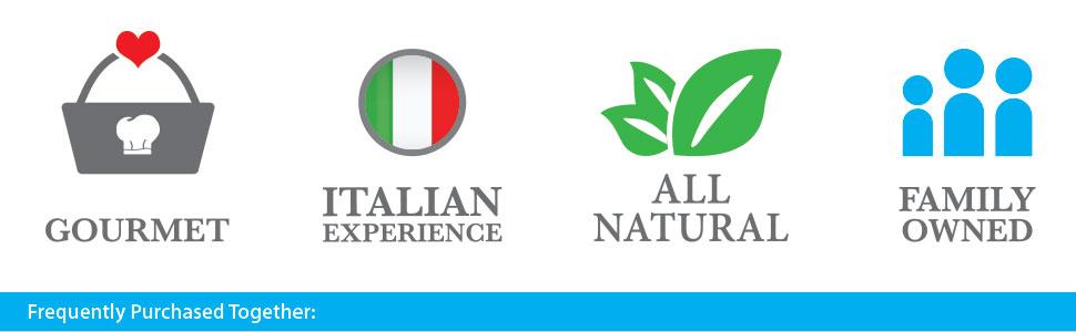 risotto italian italy rice premium gourmet rices risottos alessi lundberg arborio knorr SABATINO