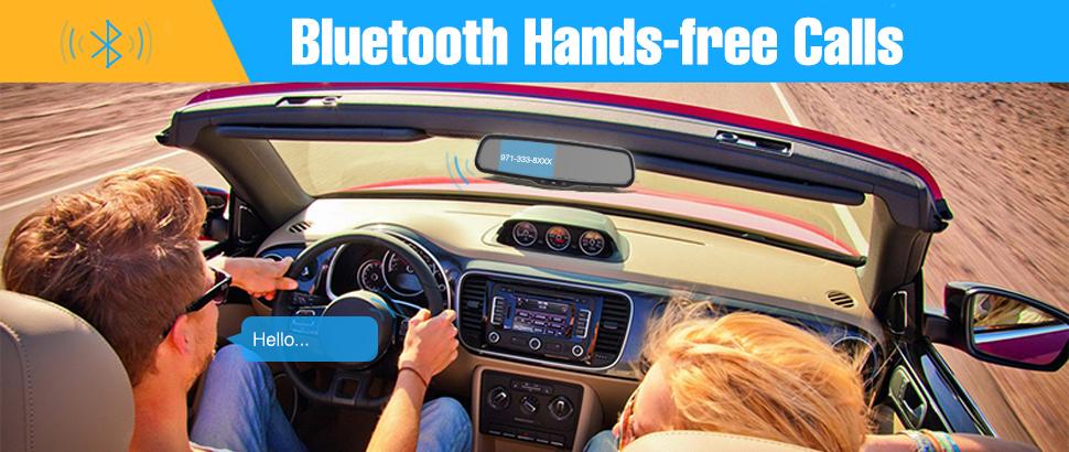 "Amazon.com: AUTO-VOX 4.3"" Build-in Bluetooth Upgraded Car"