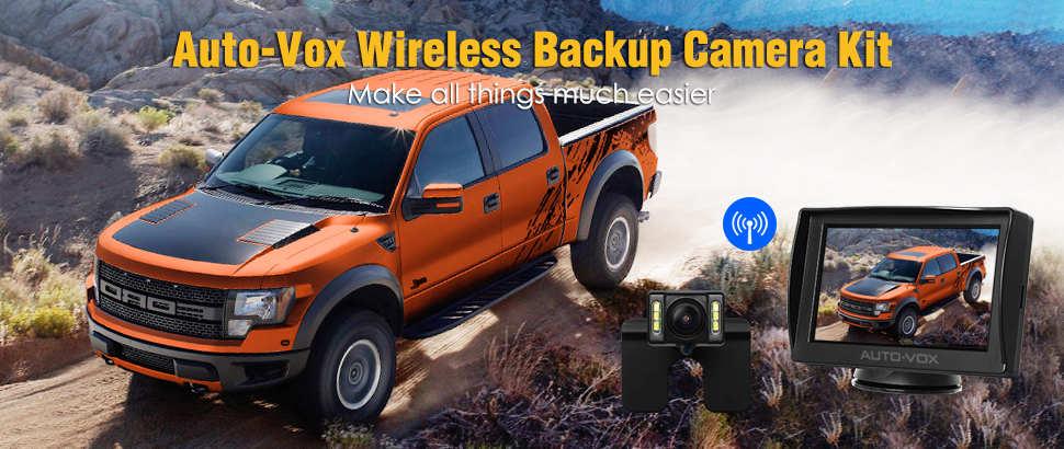Image Result For Amazon Com Auto Vox M Tft Lcd Backup Camera Kit