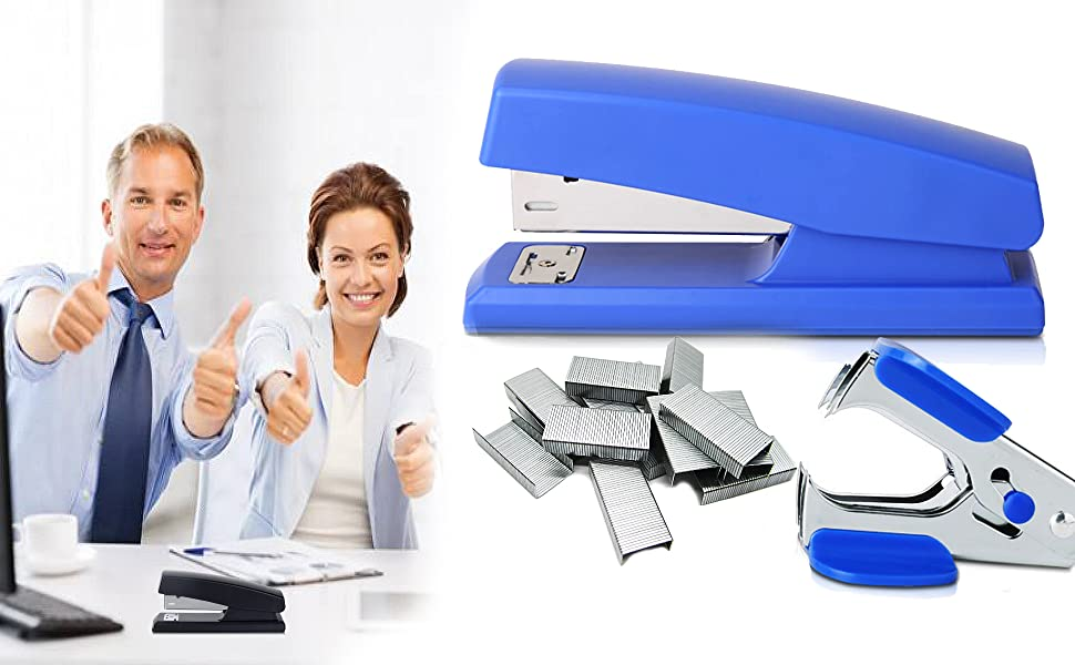 Stapler with remover