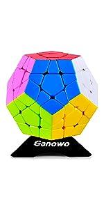Amazon.com: Ganowo Fidget Toy Floppy Cube, Brain Teasers ...