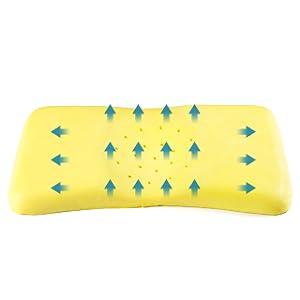 Amazon Com Long Baby Infant Pillow Prevent Flat Head