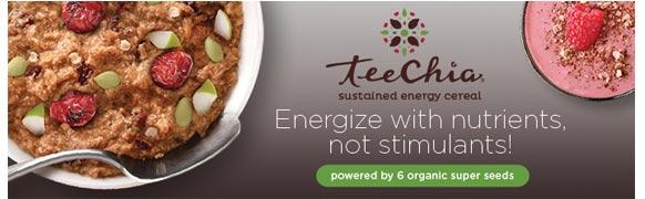 TeeChia Cereal sin gluten Super Seeds: Amazon.com: Grocery ...