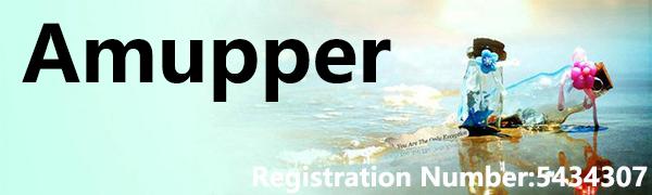 Amupper Brand Logo