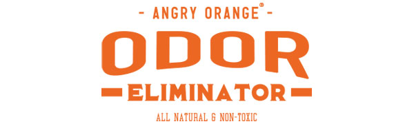 Angry Orange Pet Odor Eliminator Stain Deodorizer Cat Dog Urine Carpet Cleaner