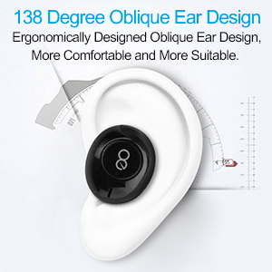 Ergonomic Design Wireless Earbuds