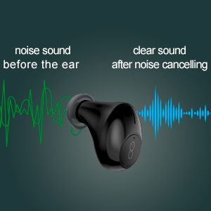 HD Sound Wireless Earbuds