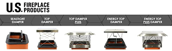 Amazon Com Us Fireplace Products Energy Top Plus 8 X 8