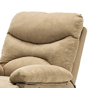 Amazon.com: Silla reclinable de masaje, control de salón ...