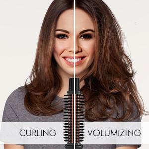 curl&volume