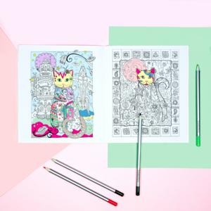 Amazon.com: CrewbieStore lápices de colores, lápices de ...