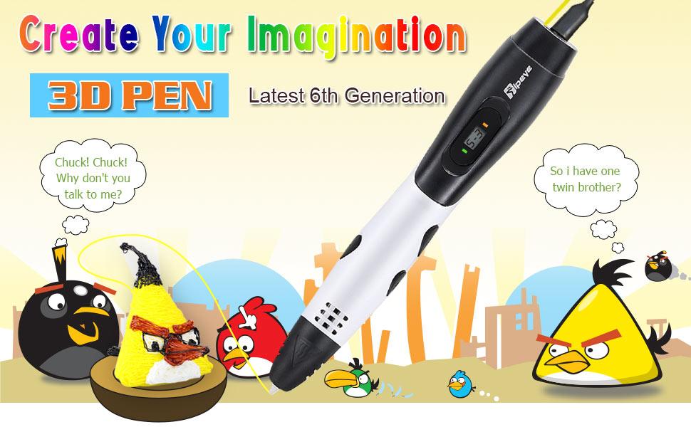 TIPEYE 06A 3d pen