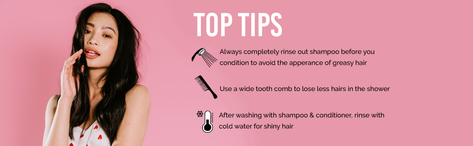 Best way to use hairburst shampoo and conditioner