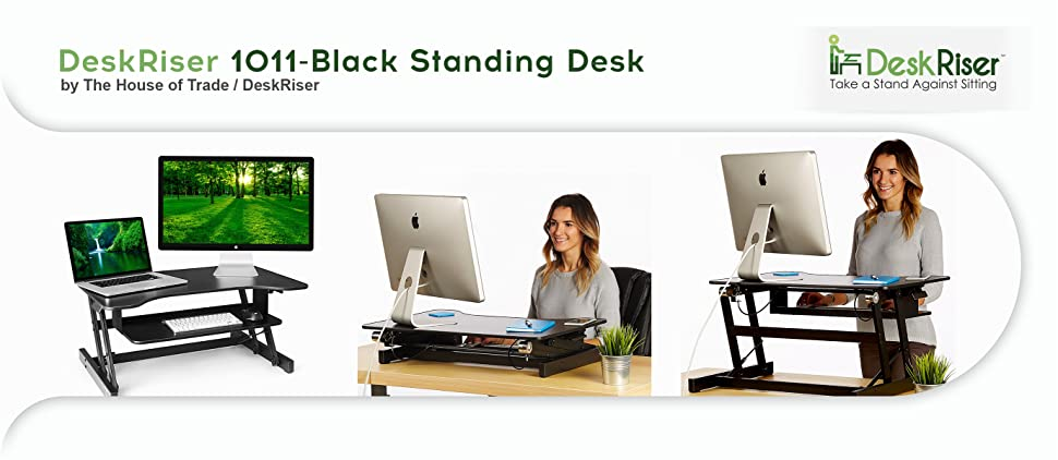 Desk Risers Amazon Adjustable Height Standing Riser