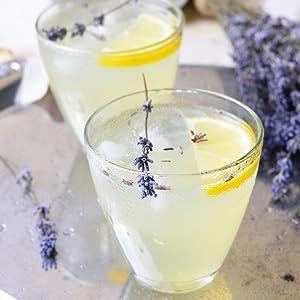 lavender lemonade for picnics