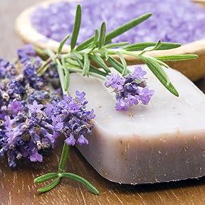 lavender soap bars