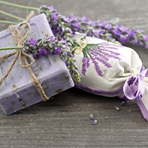 lavender sachets for sleep and reduce stress anxiety