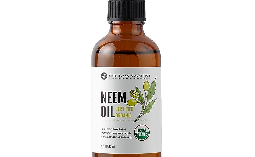 organic neem oil unrefined