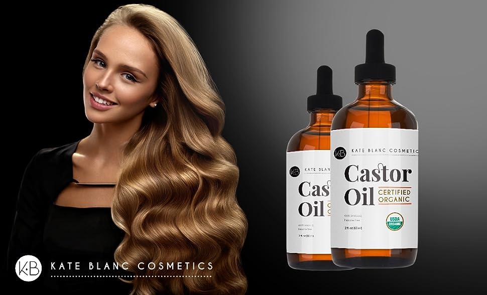 Kate Blanc Certified Organic Castor Oil