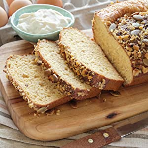 Hearty Psyllium Bread