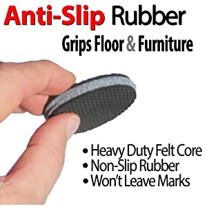 Quot Sliptogrip Quot 4 Pack Furniture Grippers By Iprimio